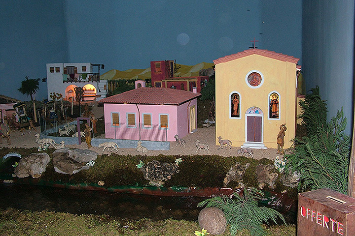 Presepio 2004