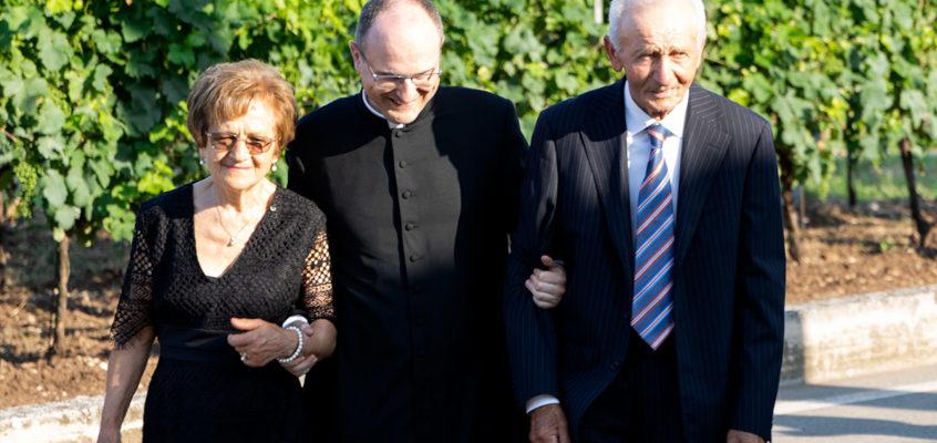 1ª S. Messa di Don Daniele Bogoni a Sarmazza
